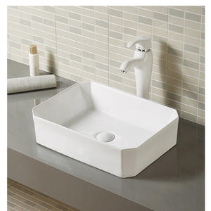 OEM Porcelain bathroom wash basin factory