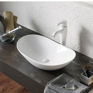 OEM Small Vessel Sink with Faucet Factory