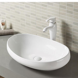 OEM Counter Mounted Bathroom Sinks Supply