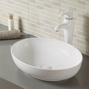 OEM Oval Shape Different Bathroom Sinks Factory