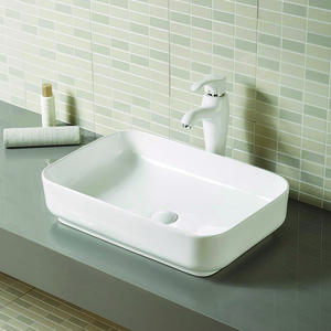 Large Vanity Top Wall Hung Wash Hand Basin