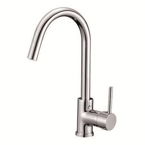 CUPC Copper One Hole Kitchen Faucet