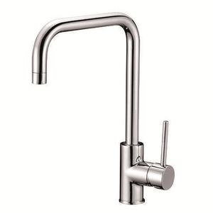 Copper Modern Square Kitchen Faucets With CUPC Certification