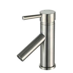 Brass Single Handle Bathroom Sink Faucet Sets