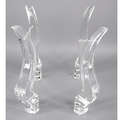 hot sale crystal clear acrylic legs for furniture