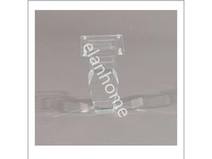 High Quality Clear Acrylic Leg