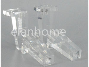 Transparent Acrylic Leg 2518