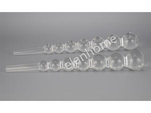 Custom Clear Acrylic Furniture Leg