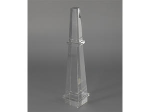 wholesale custom clear acrylic leg for furniture  clear acrylic leg