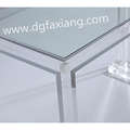 lucite desk for sale