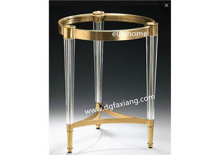 Hot Sale Acrylic Coffee Side Table