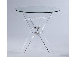 Modern Design Acrylic Side Table
