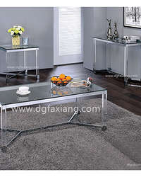 custom clear acrylic coffee table end table sofa table