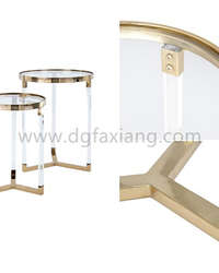 hot sale high qulity acrylic side table