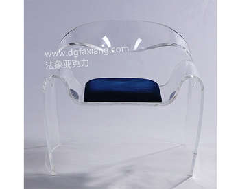 wholesale elegant clear acrylic lucite  chair