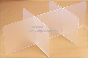 clear plexiglass cefeteria table protection on sale