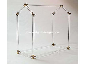 Fashion Clear Acrylic Rack