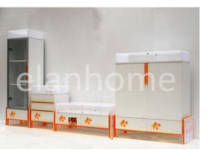 Color Acrylic TV Stand