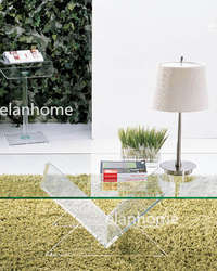 best manufacture modern acrylic coffee table for home