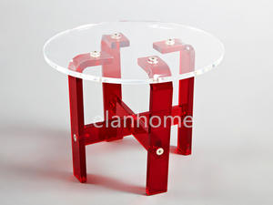 kid's acrylic chair from china factory
