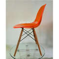 best price red acrylic dining chair wholesale