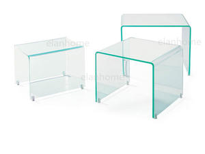lucite nesting tables best price 3sets  acrylic nesting table