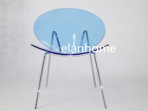 Lucite Leisure Chair