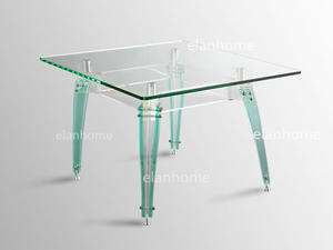 acrylic coffee table from china factory