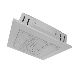 led canopy light for gas station