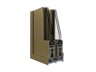 Heavy sliding door profiles