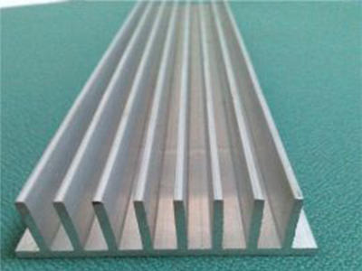 Radiator - sprinkler - grille heat sink aluminum profile