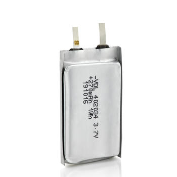 402034 Lithium Polymer Battery Cell