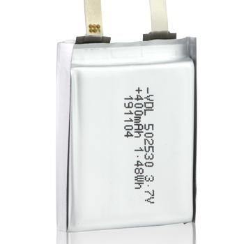 502530 Square Pouch Battery