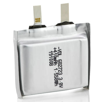 High- voltage & fast- charge battery 682723 3.8V,770mAh