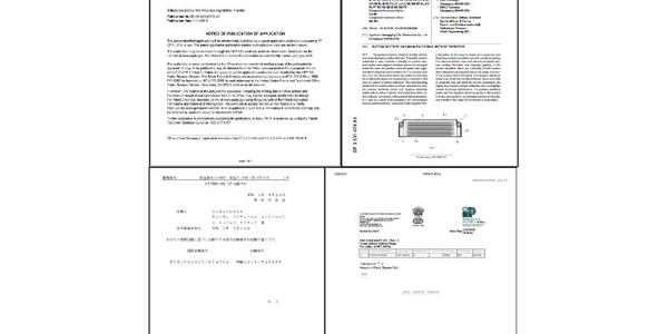 VDL Awarded Rechargeable Coin Battery Patent
