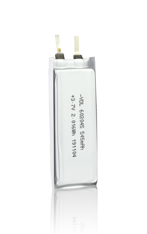 602045 Square Pouch Battery