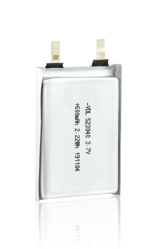 523040 Square Pouch Battery