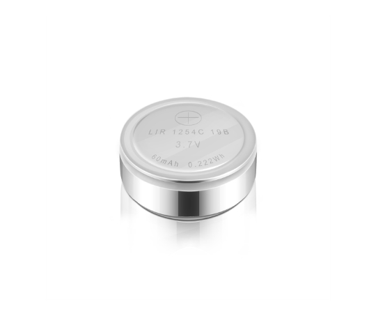 1254C 1254 Coin Battery