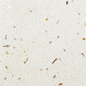 cheap quartz countertops-WG116 Shell White