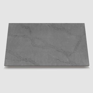 quartz kitchen top-WG440 Dark Cloud