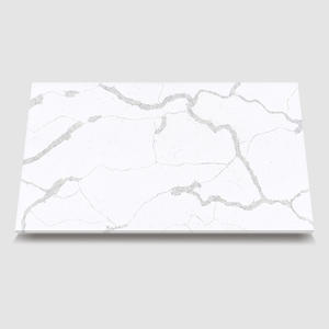 synthetic quartz countertops-WG401 Calacatta