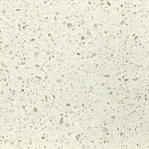 High Quality Snow White Terrazzo Stone Supplier-WT120