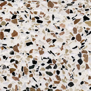 High Quality Terrazzo Stone for Worktop Producer-WT238 Forest Brown