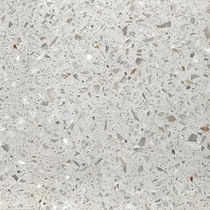 High Quality Terrazzo Look Grey Tile Supplier-WT132