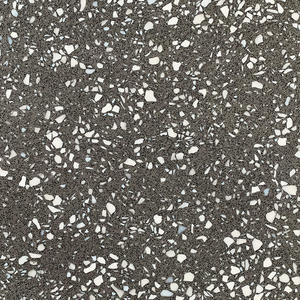 High Quality Dark Brown Terrazzo Stone Supplier-WT218