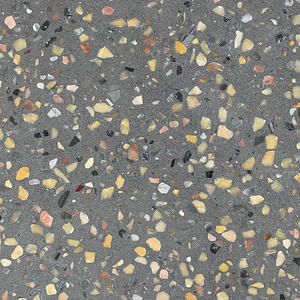 High Quality Golden Terrazzo Stone Producer-WT228