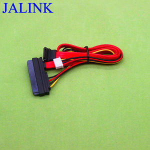 SATA 7+15P F TO SATA 7P F CABLE