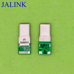 USB3.1 C TYPE DIP WITH PCB