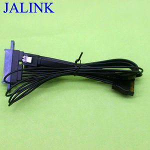 SATA 7+15P CABLE WIH WINGS