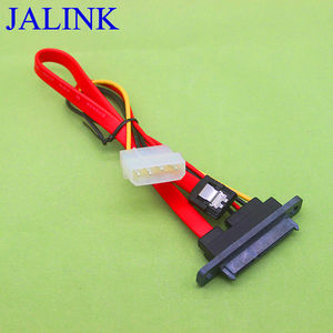 SATA 7+15P TO LOCK SATA 7P CABLE